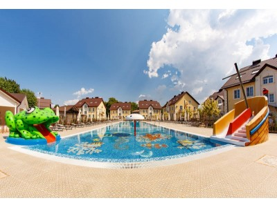 Открытый бассейн| Усадьба Шато Каберне | Анапа