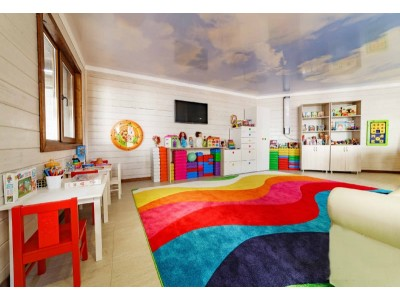 Детская комната и инфраструктура для детей| Усадьба Шато Каберне | Анапа