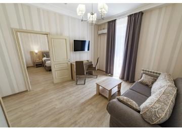 Люкс 2-комнатный (Коттедж) | Усадьба Шато Каберне